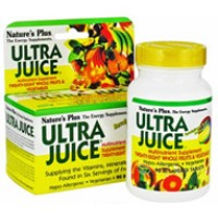 Nature's Plus Ultra Juice 90 Tablets