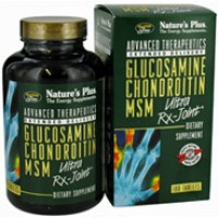 Nature's Plus Ultra Rx-Joint (Glucosamine/Chondroitin/MSM) 180 tabs