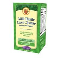 Nature's Secret Milk Thistle Liver Cleanse 60 Tabs