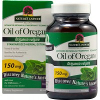 Nature's Answer Oil of Oregano 150mg 90 Softgels