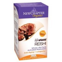 New Chapter LifeShield Reishi 60 Vege Caps