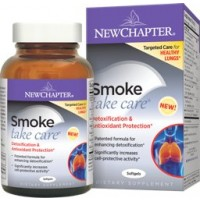 New Chapter Smoke Take Care 60 softgels