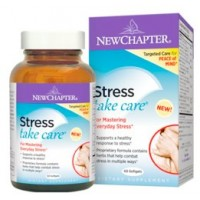 New Chapter Stress Take Care 60 Softgels