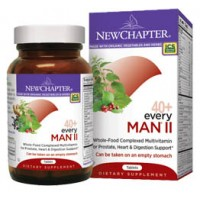 New Chapter Every Man II 40+ 48 Tabs