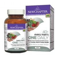 New Chapter Every Man's One Daily 40+ 24 Tabs