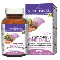 New Chapter Every Woman's One Daily 40+ 72 Tabs