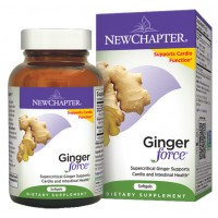 New Chapter Ginger Force 30 Gels