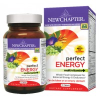 New Chapter Perfect Energy 72 Tabs