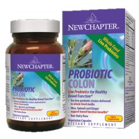 New Chapter Probiotic Colon 90 Vege Caps