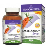 New Chapter Sea Buckthorn Force 60 Gels