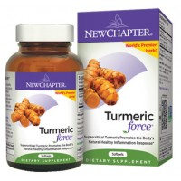 New Chapter Turmeric Force 60 Soft Gels