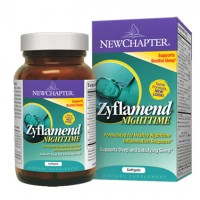 New Chapter Zyflamend Nighttime 60 Soft Gels