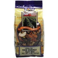 Now Foods Raw Energy Nut Mix 1 lb
