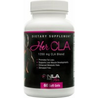 NLA For Her Her CLA Supplement | 60 Softgels
