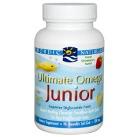 Nordic Naturals Ultimate Omega Junior 90 Chewable SoftGels