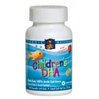 Nordic Naturals Children's DHA 180 SoftGels