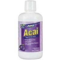 Now Foods Acai Juice Plus 32 Fl Oz