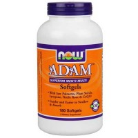 Now Foods Adam Male Multi 180 Softgels