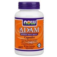 Now Foods Adam Male Multi 90 Vegetable Capsules