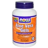 Now Foods Aloe Vera 5000 Mg 100 Softgels