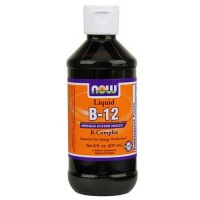 Now Foods Vitamin B-12 Complex Liquid 8 Oz