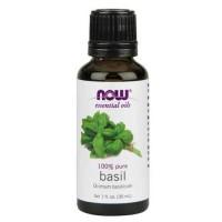 Now Foods Basil Oil 1 Oz