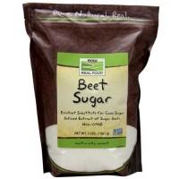 Now Foods Beet Sugar 3 Lb