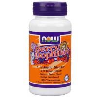 Now Foods Berrydophilus 60 Lozenges