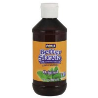 Now Foods Better Stevia Alcohol Liquid 8 Oz