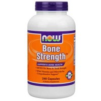 Now Foods Bone Strength 240 Capsules