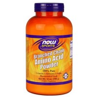 Now Foods Branch Chain Amino Powder 12 Oz