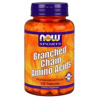 Now Foods Branch-Chain Amino 120 Capsules