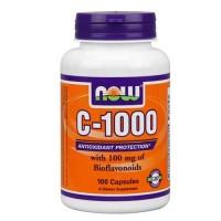 Now Foods C-1000 100 Capsules