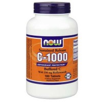 Now Foods C-1000 Comp 180 Tablets