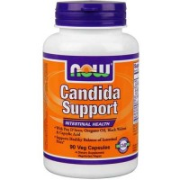 Now Foods Candida Support 90 Vegetable Capsules