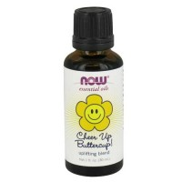Now Foods Cheer Up Buttercup Uplifting Oils 1 Oz