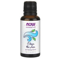 Now Foods Clear the Air Purifying Oils 1 Oz