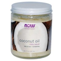 Now Foods Coconut Oil Pure 7 Oz