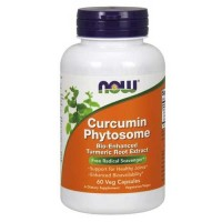 Now Foods Curcumin Phytosome 500 Mg 60 Vegetable Capsules
