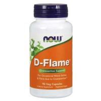 Now Foods D-Flame 90 Vege Caps