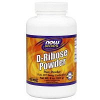 Now Foods D-Ribose Powder 8 Oz