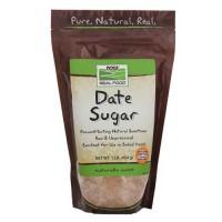 Now Foods Date Sugar 1 Lb