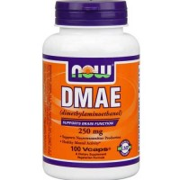 Now Foods Dmae 250 Mg 100 Vegetable Capsules