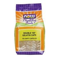 Now Foods Empty Gel Capsules '00' 750 Capsules