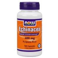 Now Foods Echinacea Purp 400 Mg 100 Capsules
