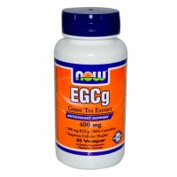 Now Foods EGCG 400 Mg 50% 90 Vegetable Capsules