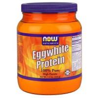 Now Foods Eggwhite Pure Powder 1.2 Lb