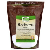 Now Foods Erythritol 2.5 Lbs