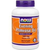 Now Foods Evening Primrose 500 Mg 250 Softgels