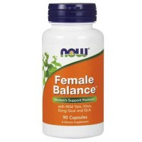 Now Foods Female Balance 90 Capsules